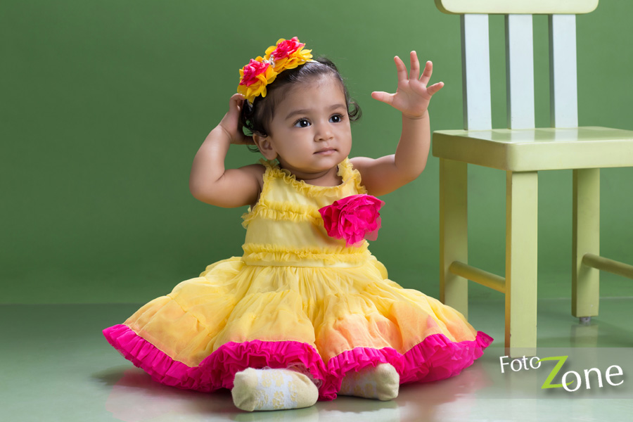 Baby portrait packages