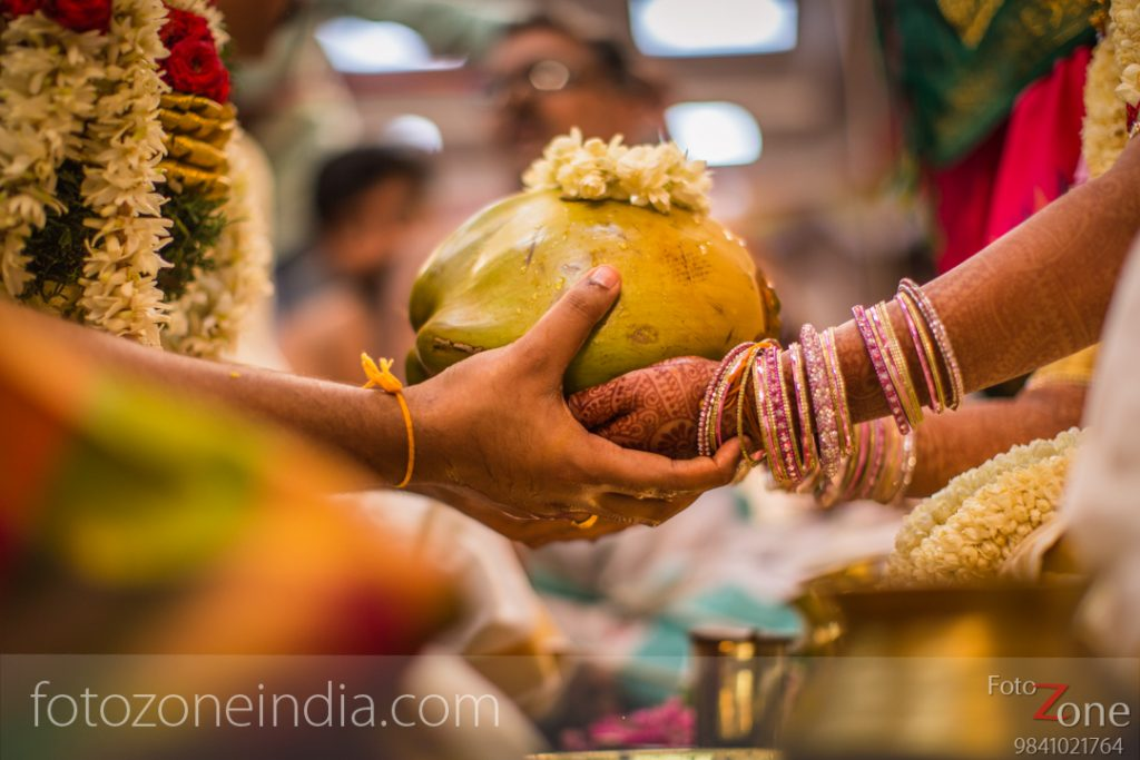 Indian Brahmin Weddings Rituals