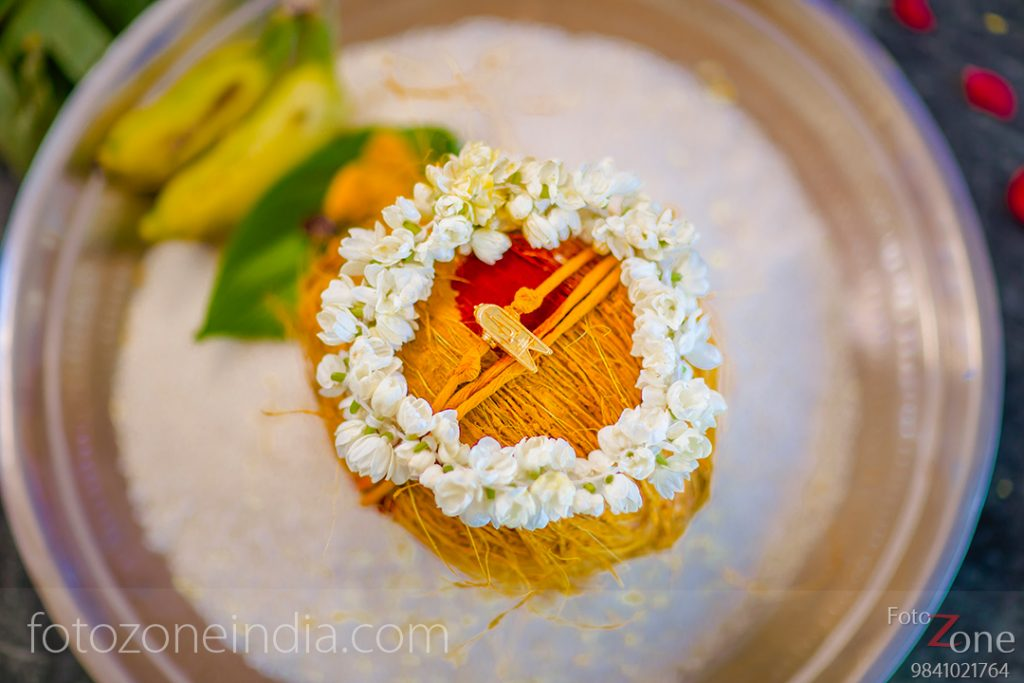South Indian wedding culture