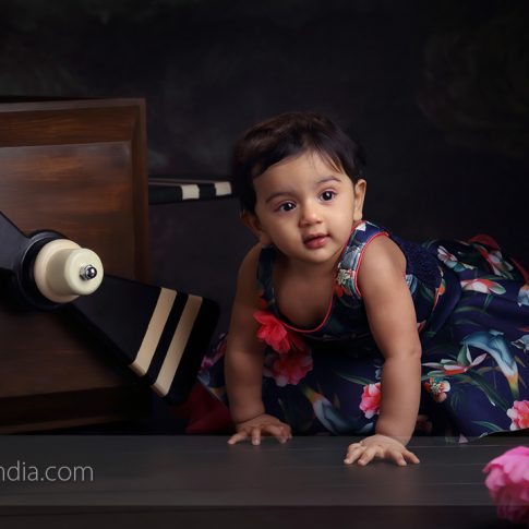 Baby Portrait Photo Studio