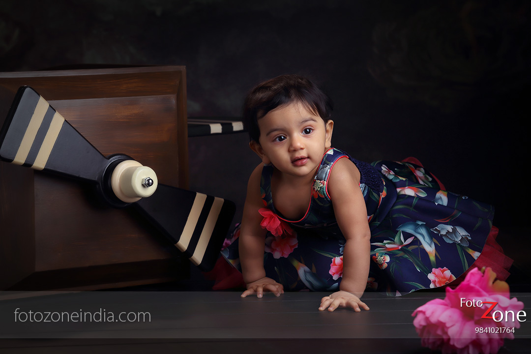 child photoshoot