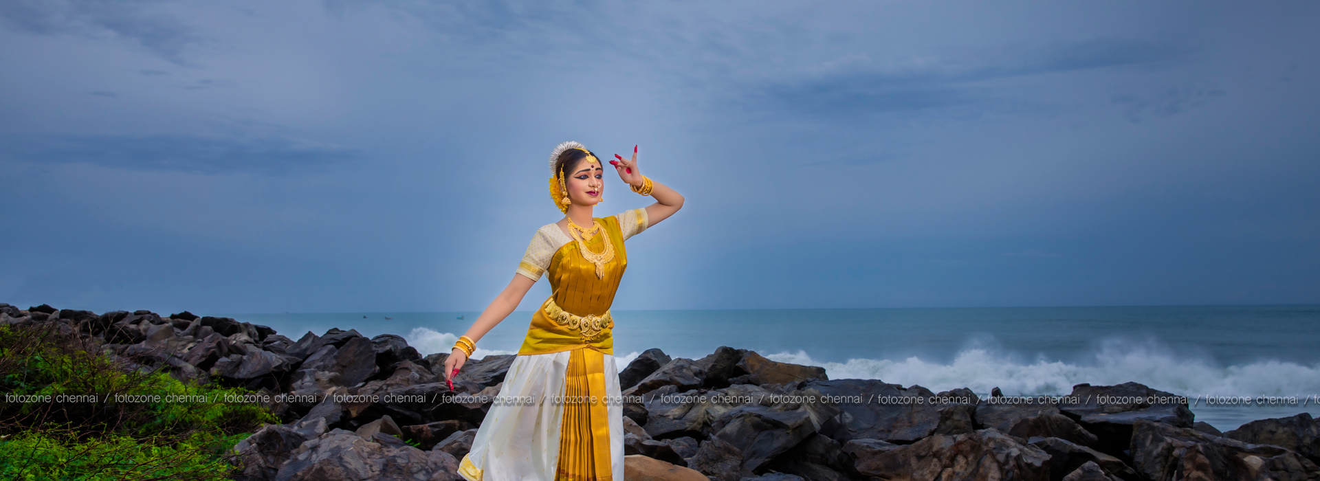 Indian Classical Dance Photo Shoot