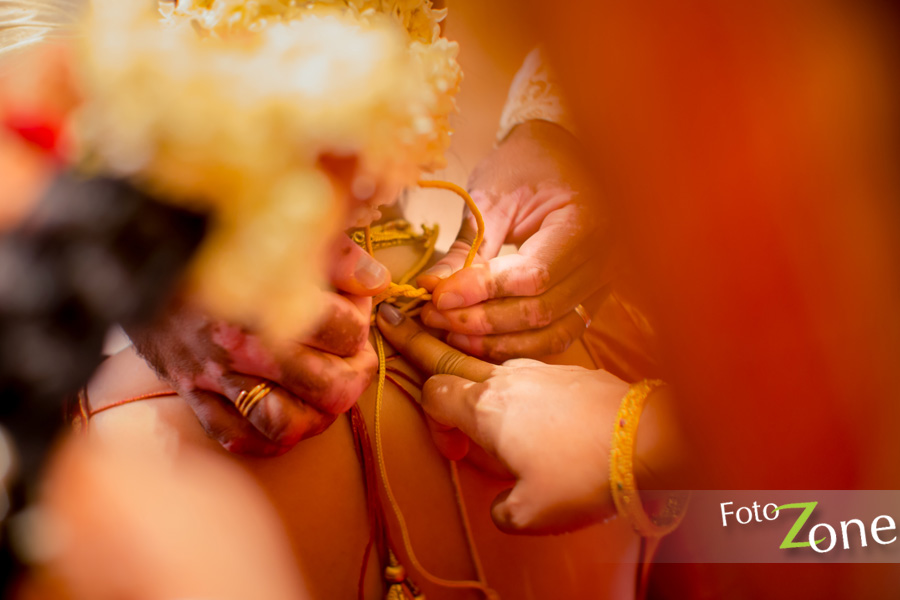 Life begins with Knot -Candid Wedding Photography