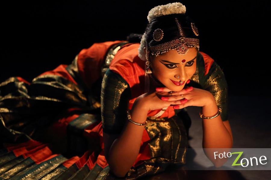 Classical Dance Portrait Photography