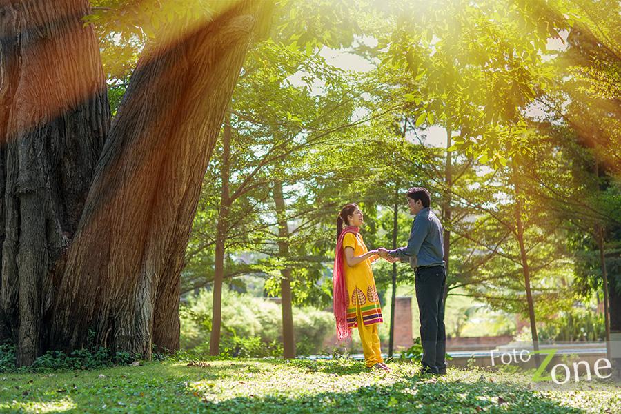 Pre-Wedding Photo shoot Lovable Moment