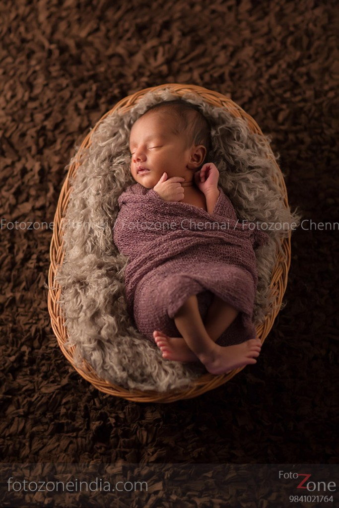 Just born baby photoshoot