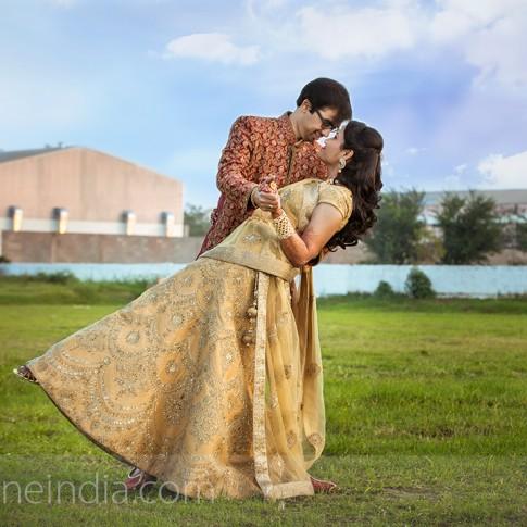Dhinesh Weds Sanju