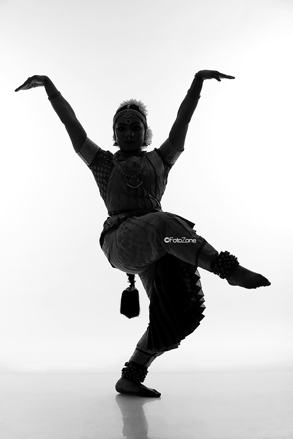 Best Black And White Bharatanatyam Dance Photography