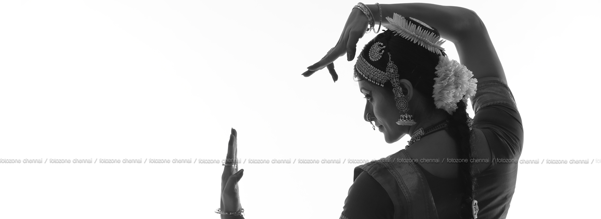classical dance photo shoot