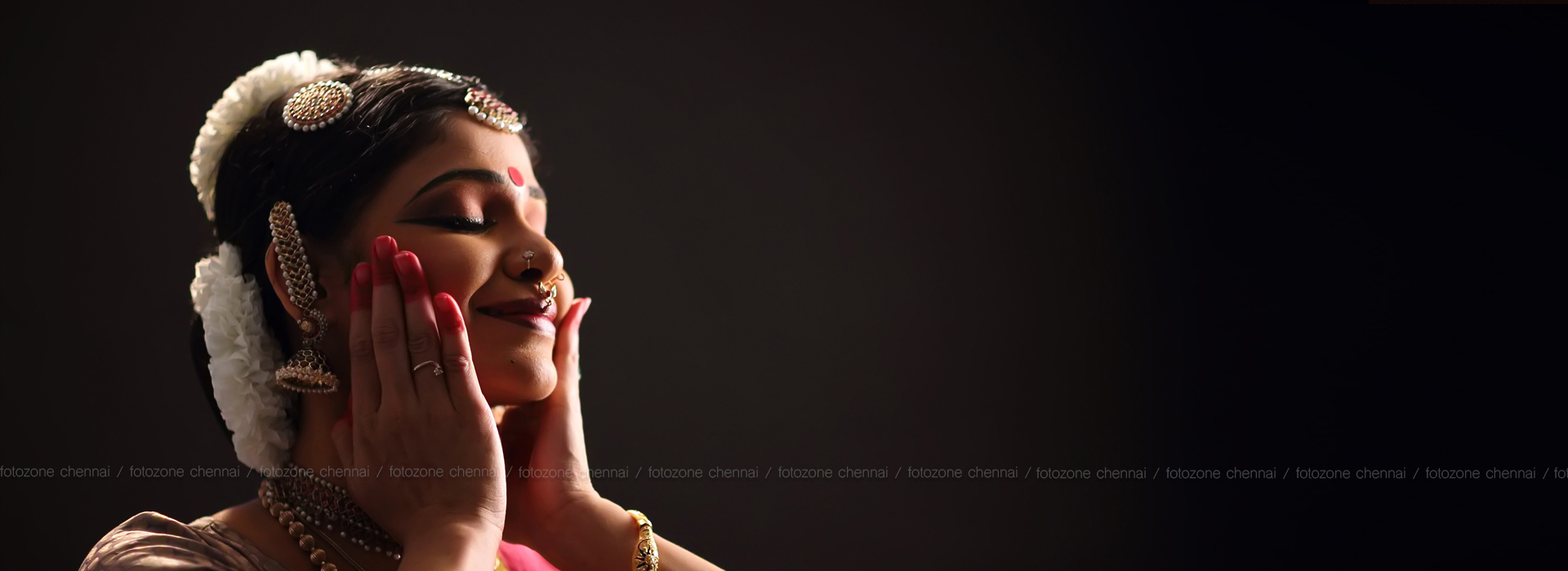Bharatanatyam Dancing photo