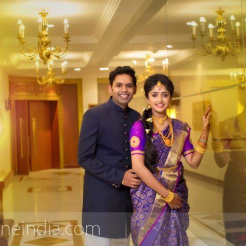 Anirudh weds Vidvatha