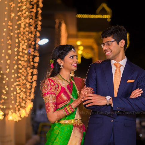Vignesh weds Sudha | An eclectic mix of rituals