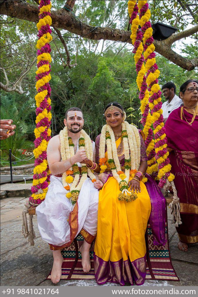brahmin swing ceremony