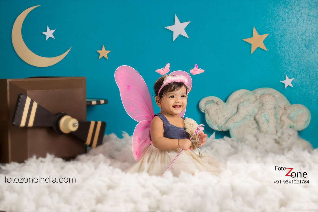 Creative Baby Portrait
